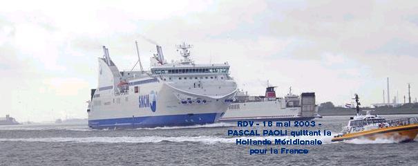Cap sur la France !